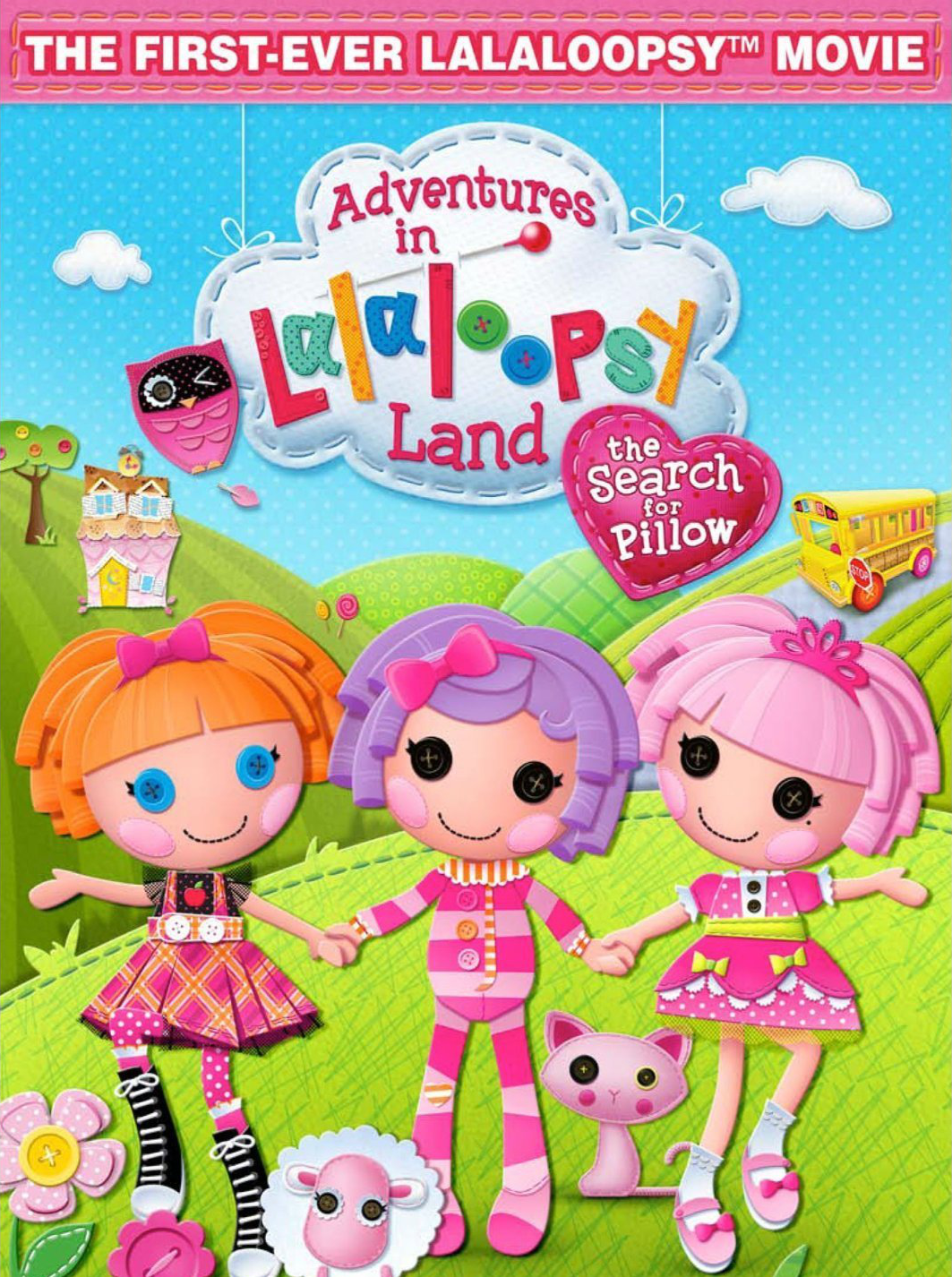 adventures in lalaloopsy land the search for pillow Adventures in Lalaloopsy Land: The Search for Pillow | Lalaloopsy  adventures in lalaloopsy land the search for pillow
