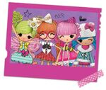 Lalaloopsy Girls - official lineup art