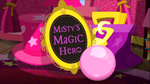 Misty's Magic Hero title card