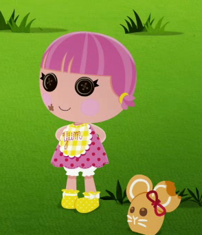 Sprinkle Spice Cookie Animation Lalaloopsy Land Wiki