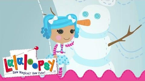 Building Snowmen Lalaloopsy