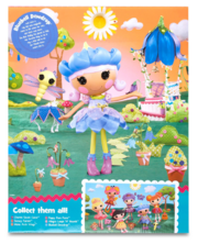Bluebell Dewdrop Large Doll boxback