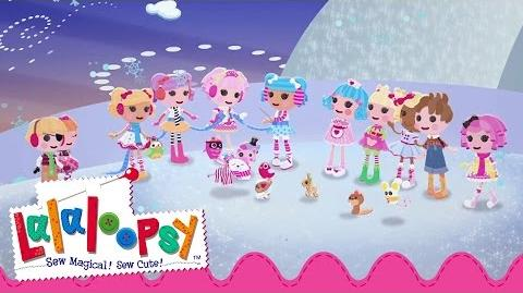 Happy Holidays from Lalaloopsy Land Lalaloopsy