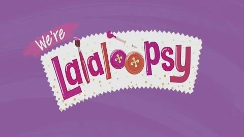We're Lalaloopsy - theme song (Latin American Spanish)