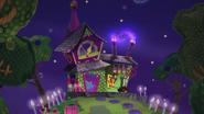 S2 E13 Scraps' mansion