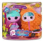 Mermaid Kelp Little Doll box