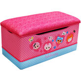 Deluxe polyester toy chest