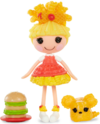 Fries Curls 'N' Crinkles Mini Doll
