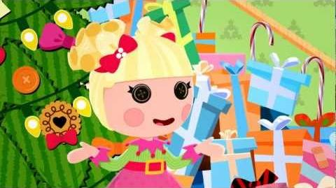 Lalaloopsy Webisode It's a Wrap