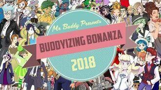 Buddyizing Bonanza 2018 Showcase