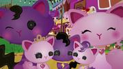 NS1E13B Familia de gatos