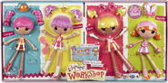 Workshop 4pk - Cowgirl - Bunny - Princess - Fairy (Box)