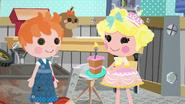 S2 E7 Candle gives Ace a cake