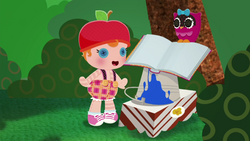 LBFS Bea y un libro