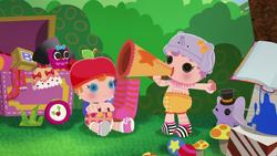 LBFS Peanut con megafono