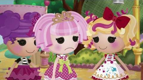 We're Lalaloopsy - When you feel the way i feel
