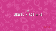 Jewel + Ace = Heart