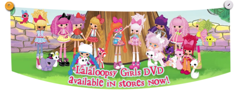 LALALOOPSY GIRLS ALL