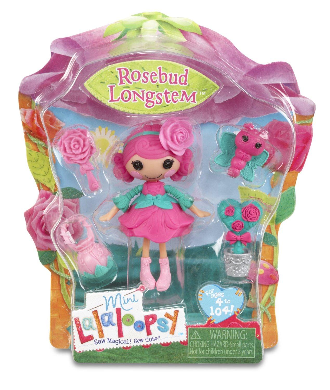 Lalaloopsy Toy Food : Rosebud longstem merchandise lalaloopsy land wiki