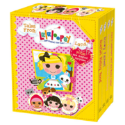 Tales From Lalaloopsy Land 4 Pack Books