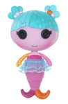 Mermaid Kelp Little Doll
