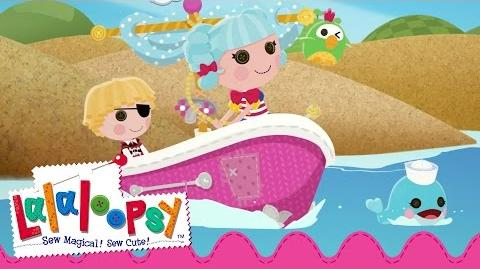 Anchor's Away Lalaloopsy