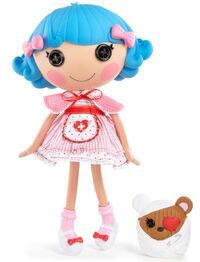 Rosy Bumps 'N' Bruises doll - large core