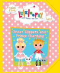 Tales From Lalaloopsy Land - Cinder and Prince
