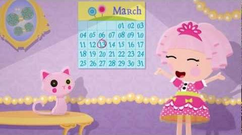 Lalaloopsy™ Webisode 1 Jewel Sparkles' Un-Birthday Party