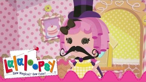 Crumbs Sugar Cookie Sewn On Date Lalaloopsy