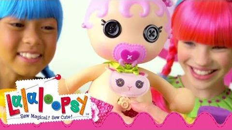 Lalaloopsy Babies Potty Surprise - Commercial