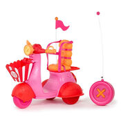 49 pink mhz rc scooter