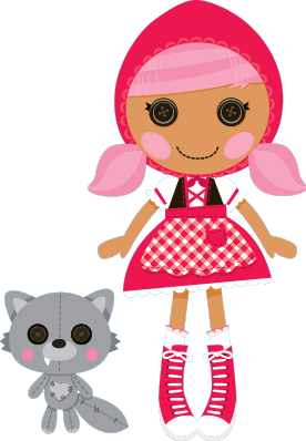 lalaloopsy little sisters coloring pages - scarlet riding hood lalaloopsy land wiki fandom