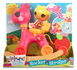 Rocker 'n' Stroller - Scribbles (Box)