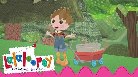 Forest in the Forest! Lalaloopsy