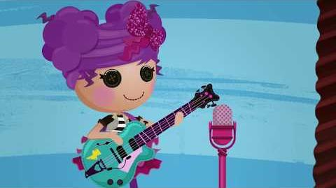 We're Lalaloopsy - Won't let a little rain get in my way (Reprise)