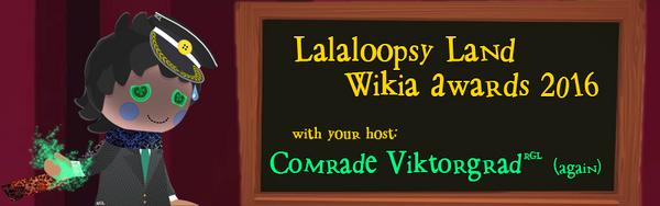 LLWA host 2016