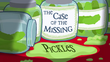 The Case of the Missing Pickles title card