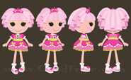 Lalaloopsy Chad FryeJewel Sparkles