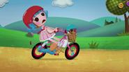 NS1E03B Mal dia para andar en bici