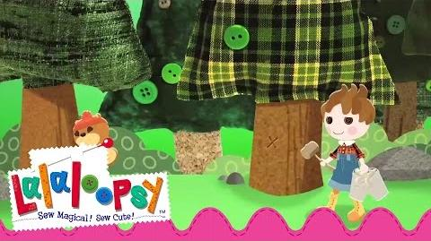 Forest and Teamwork Lalaloopsy