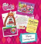 Lalaloopsy Girls - Website homepage - coming soon