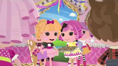 Princess Ball Lalaloopsy