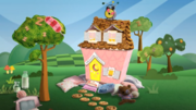 Pillow's house