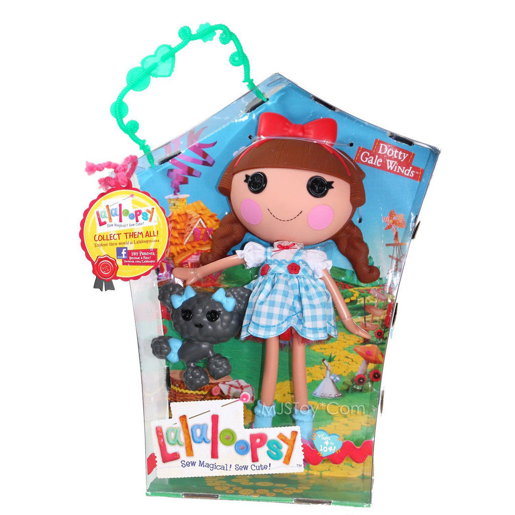 Lalaloopsy Toy Food : Dotty gale winds lalaloopsy land wiki fandom powered