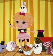 Profile - Cartoon Misty
