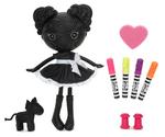 Trace E. Doodles Color Me Doll 3