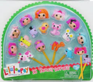 Lalaloopsypenciltoppers16pack