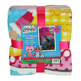 Throw Blanket Lalaloopsy
