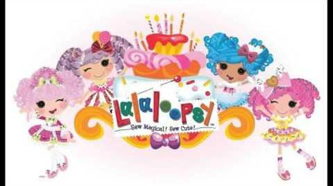 Astounding Lets Dance Lalaloopsy Land Wiki Fandom Personalised Birthday Cards Rectzonderlifede